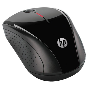 Mouse Wireless HP X3000, 1200 dpi, negru