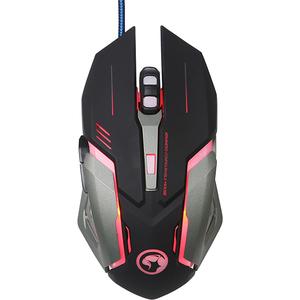 Mouse Gaming MARVO M314 RGB, 1200-3200 dpi, negru-gri