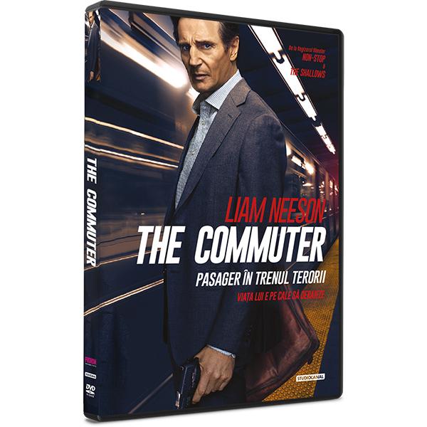 Pasager in trenul terorii DVD