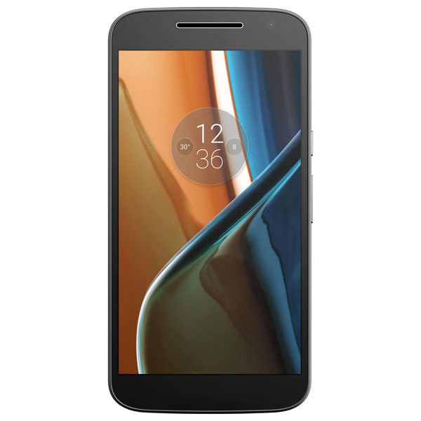 "Telefon Dual Sim LENOVO Moto G4, 5.5"", 13MP, 2GB RAM, 16GB, Octa-Core, 4G, Black"