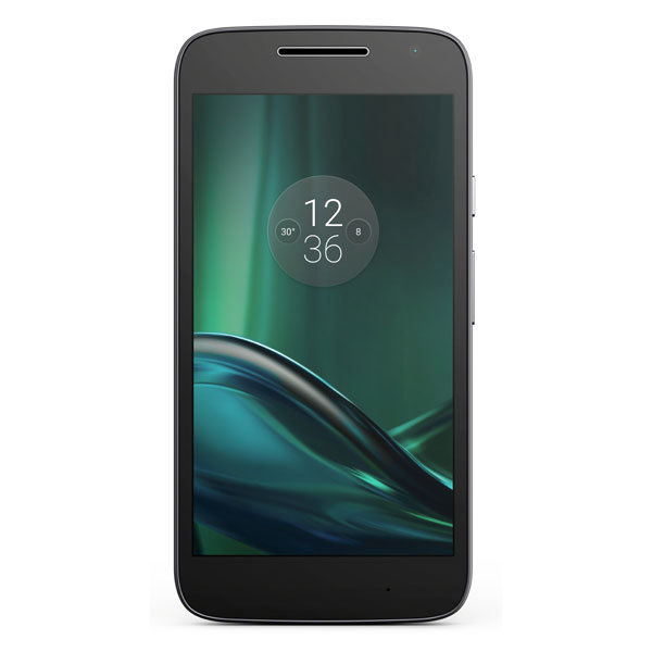 "Smartphone Dual Sim LENOVO Moto G4 Play, 5"", 8MP, 2GB RAM, 16GB, Quad-Core, 4G, Black"