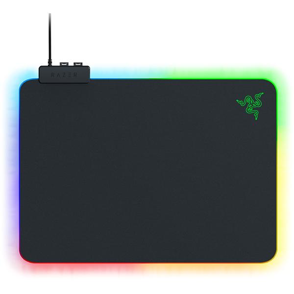 Mouse Pad Gaming RAZER Firefly V2, Razer Chroma RGB, negru