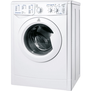 Masina de spalat rufe frontala INDESIT IWSC 51051, 5kg, 1000rpm, A+, alb
