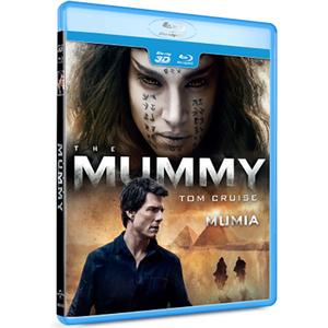 Mumia Blu-ray (2D + 3D)