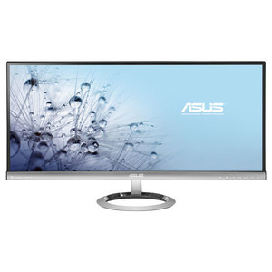 "Monitor LED IPS ASUS MX299Q, 29"", UltraWide 2560x1080p, argintiu/negru"