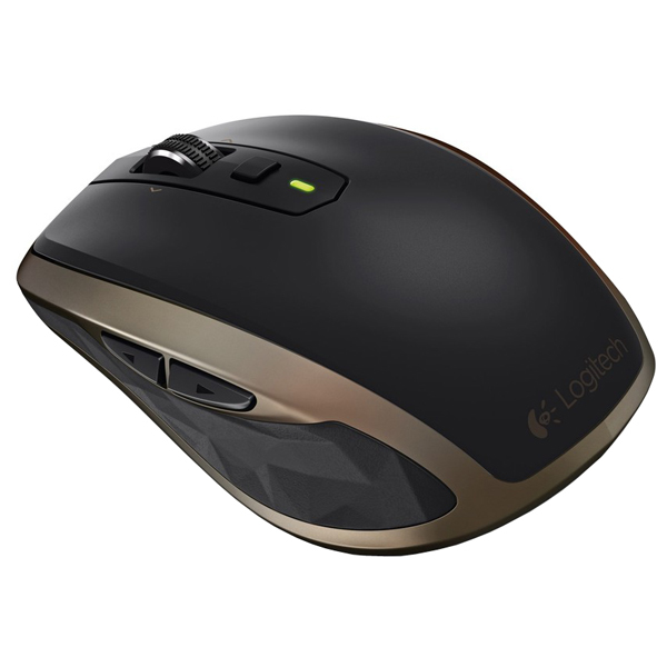 Mouse Wireless LOGITECH MX Anywhere 2, 1600 dpi, negru