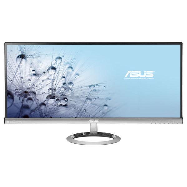 """Monitor LED IPS ASUS MX299Q, 29"""", UltraWide 2560x1080p, argintiu/negru"""