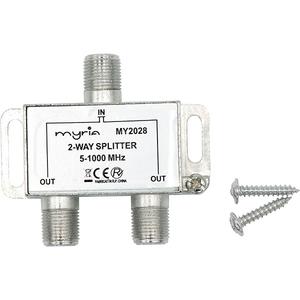 Spliter CATV 2 iesiri, MYRIA MY2028