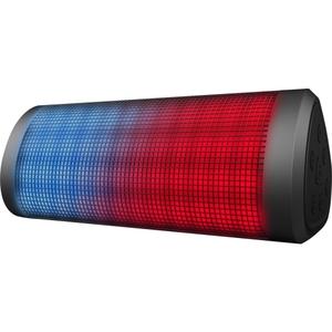 Boxa portabila MYRIA MY2405, LED, NFC, 7W, Bluetooth, negru