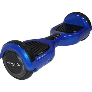 Scooter electric Myria MY7002 Smart Ride 6m albastru, 6.5 inch+ geanta inclusa