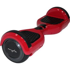 Scooter electric Myria MY7002 Smart Ride 6m rosu, 6.5 inch+ geanta inclusa
