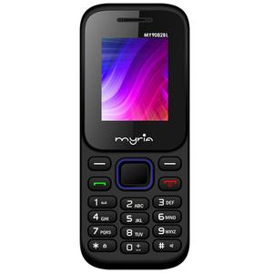 Telefon MYRIA Star MY9082, 32MB RAM, 2G, Dual SIM, albastru