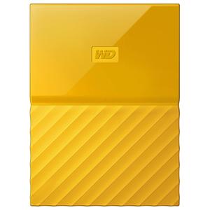Hard Disk Drive WD My Passport WDBYFT0020BYL, 2TB, USB 3.0, galben