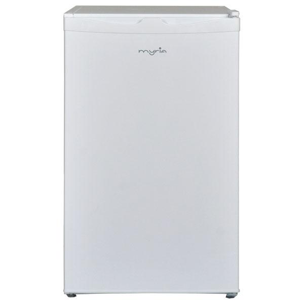 Frigider cu 1 usa MYRIA MY1040, 88 l, 84 cm, A+, alb
