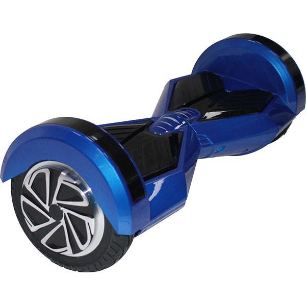 Scooter electric Myria MY7003 Smart Ride 8m albastru, 8 inch+ geanta inclusa