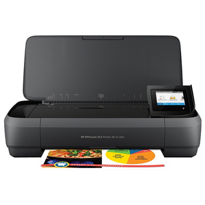 Imprimanta HP OfficeJet 252 Mobile All-in-One, A4, USB, Wi-Fi