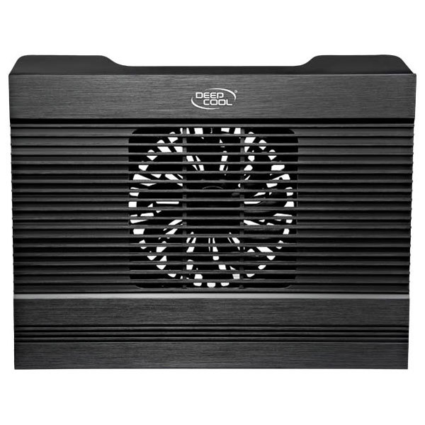 "Suport laptop DEEPCOOL N8 mini, 15.6"", aluminiu, negru"
