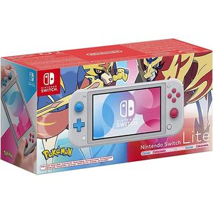Consola portabila Nintendo Switch Lite Zacian & Zamazenta Edition, gri