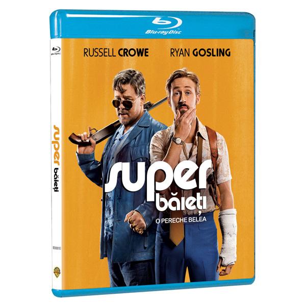 Super baieti Blu-ray