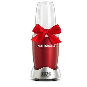 Blender DELIMANO Nutribullet Magic Bullet, 600W, rosu