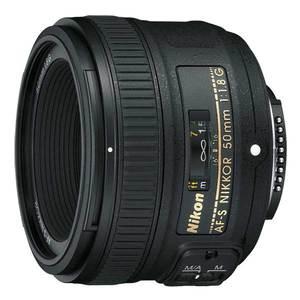 Obiectiv NIKKOR AF-S 50mm f/1.8G