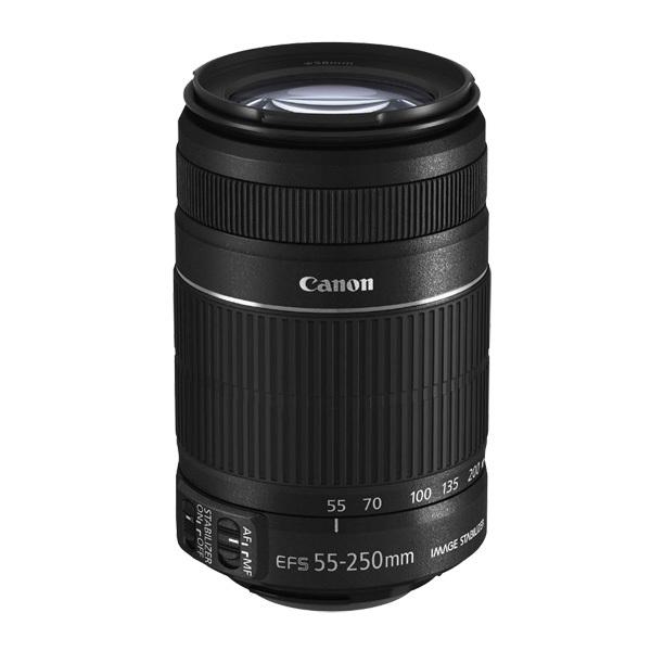 Obiectiv foto CANON EF 55-250mm f/4-5.6 IS STM