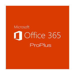 Licenta electronica Microsoft Office 365 ProPlus, Engleza, 1 an, 5 PC/Mac, ShrdSvr SNGL SubsVL OLP NL Annual Qlfd