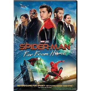 Omul-paianjen: Departe de casa DVD