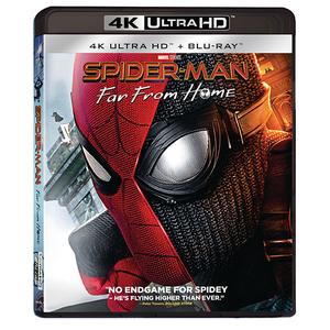 Omul-paianjen: Departe de casa 4K Ultra Hd + Blu-Ray