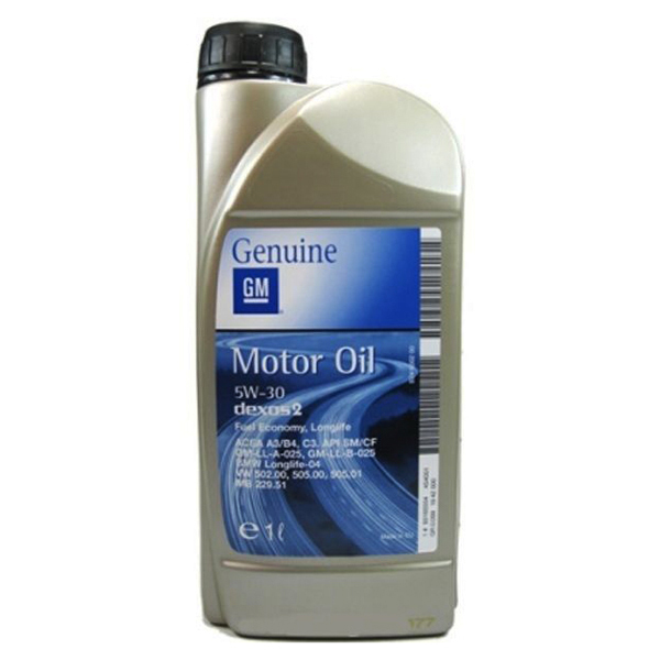 Ulei motor GM Long Life (Eco) OP1942000, 5W30, 1l