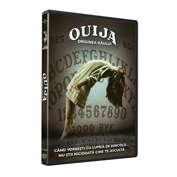 Ouija: Originea raului DVD