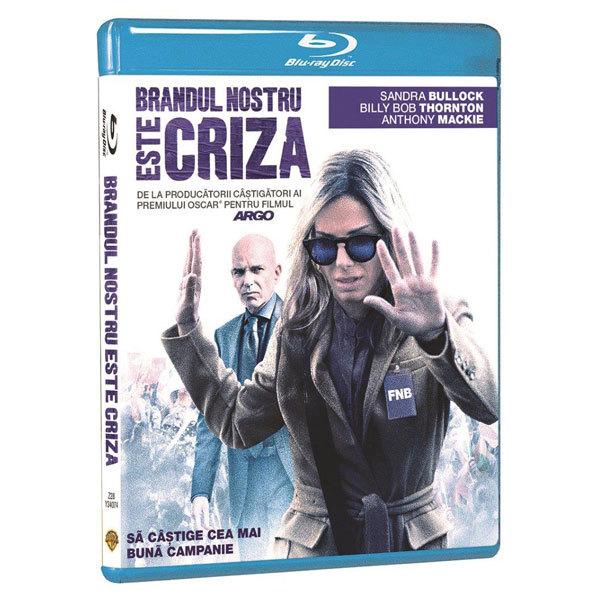 Brandul nostru este criza Blu-ray