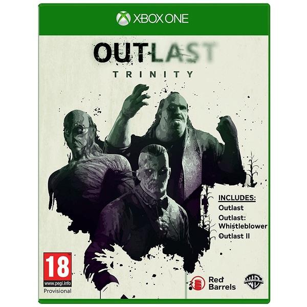 Outlast Trinity Xbox One