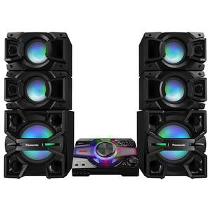 Sistem audio High Power PANASONIC SC-MAX7000E-K, 3000W RMS, Bluetooth, Wi-Fi, NFC