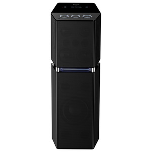 Sistem audio High Power PANASONIC SC-UA7E-K, 1700W, Bluetooth, negru