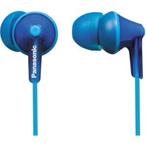 Casti PANASONIC RP-HJE125EA, Cu Fir, In-Ear, albastru