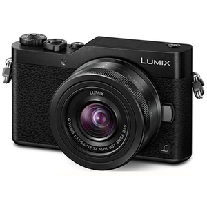 Camera foto mirrorless PANASONIC DCM-GX800, 16Mp, 3 inch + obiectiv 12-32mm, black