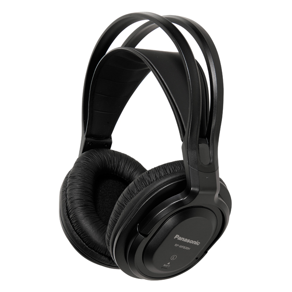 Casti PANASONIC RP-WF830, Bluetooth, On-Ear, negru