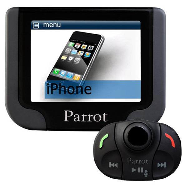 car kit bluetooth parrot mki9200. Black Bedroom Furniture Sets. Home Design Ideas