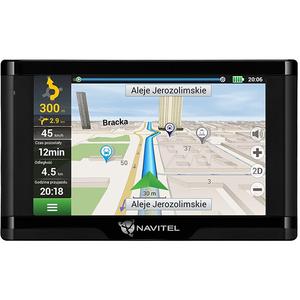 """Sistem de navigatie GPS NAVITEL E500, 5"""", Touch, Europa, Suport magnetic"""