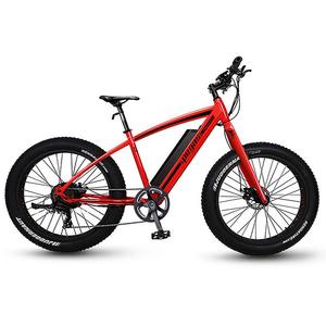 Bicicleta electrica PEGAS Suprem Dinamic E-Bike, rosu-mat