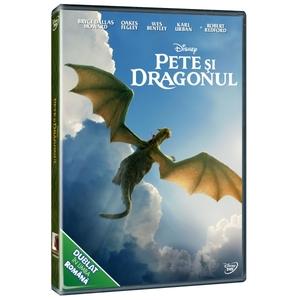 Pete si Dragonul DVD