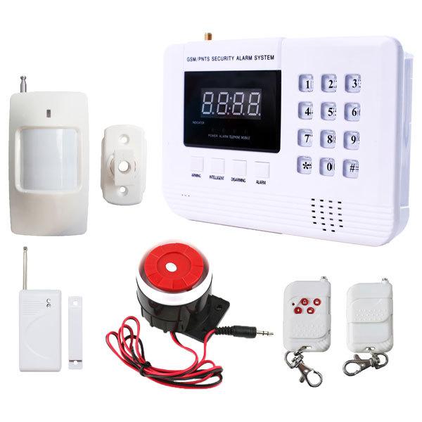 Sistem de alarma wireless PNI PG200