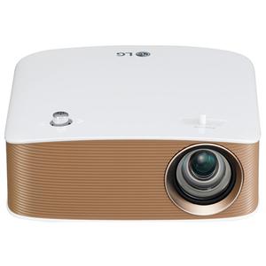 Videoproiector LG PH150G, HD 720p, alb