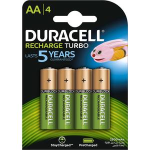 Acumulator DURACELL 81418263, AA(R6), 2500 mAh, 4 baterii