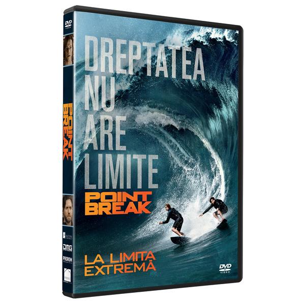 La limita extrema DVD