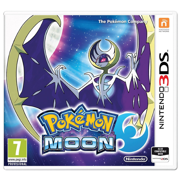 Pokémon Moon 3DS
