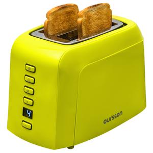 Prajitor de paine OURSSON TO2145D/GA, 800W, galben
