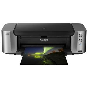 Imprimanta foto CANON PIXMA PRO-100S, A3+, USB, Wi-Fi, Retea
