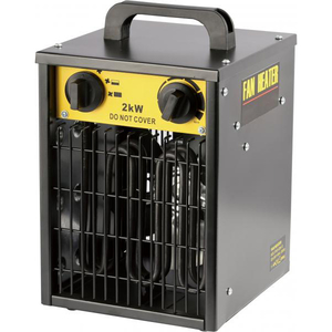 Aeroterma electrica INTENSIV PRO 2 kW D, 2000W, 230V